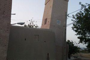 آب انبار فیض در محله پنجاهه
