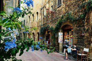روزهایی کرونایی در ایتالیا